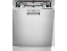 60厘米ComfortLift 半嵌式洗碗机