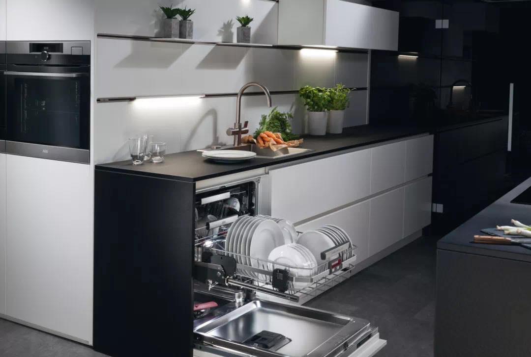 AEG洗碗机有哪些款式和设计亮点?