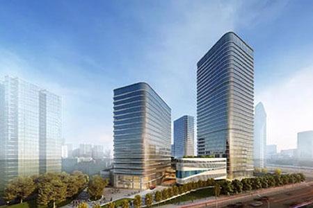 上海火车站北广场C2地块