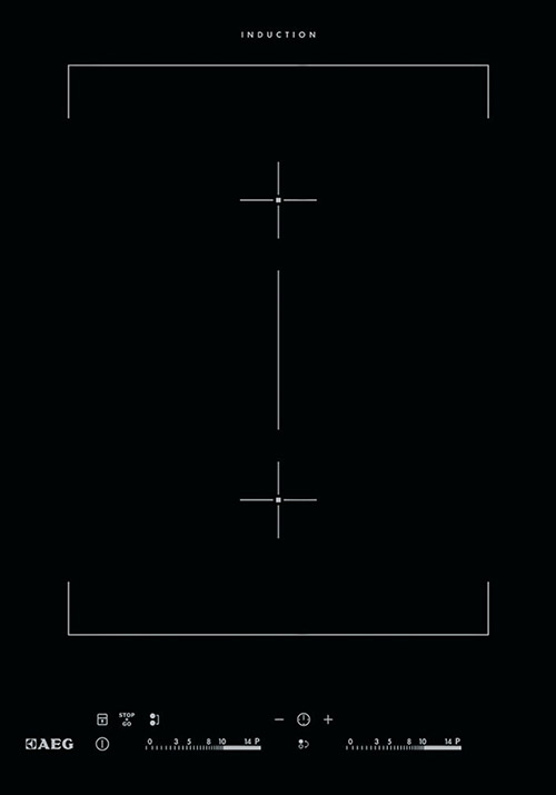 36厘米MaxiSense 2 嵌入式电磁灶